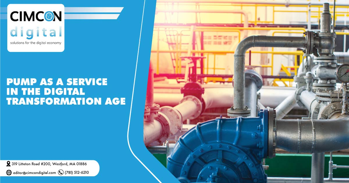 Pump as a Service in the digital transformation age